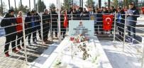 ÇUKURKUYU - 1461 Trabzonspor'dan Maç Öncesi Anlamlı Ziyaret