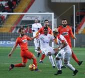 DIEGO - Antalya'da İlk Yarıda Gollü Beraberlik