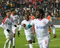 DIEGO - Antalya Derbisinde Kazanan Antalyaspor