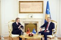 SINIR ÖTESİ - Arnavutluk'tan Kosova'ya Tam Destek