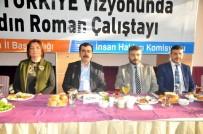 TÜZÜK DEĞİŞİKLİĞİ - Aydın AK Parti Romanlarla Çalıştayda Bir Araya Geldi