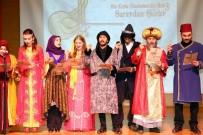 AYDıN ÜNAL - Başkan Ak Mohaç Türküsü Şiirini Şehitler İçin Okudu