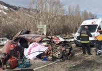 Çankırı'da Feci Kaza Açıklaması 3 Ölü, 3 Yaralı
