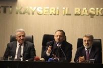 BAĞIMSIZ MİLLETVEKİLİ - Çevre Ve Şehircilik Bakanı Özhaseki Açıklaması