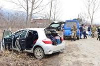 Çorum'da Polisten Kaçan 4 Kişi Tokat'ta Yakalandı