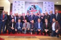 TRABZON VALİSİ - Efsane Avni Aker'e Veda Belgeselinin Galası Yapıldı