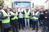 TÜM SANAYICI VE İŞ ADAMLARı DERNEĞI - Eskişehir'den Halep'e 2 TIR Dolusu Yardım