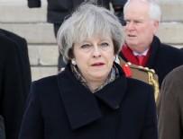 ANıTKABIR - İngiltere Başbakanı Theresa May, Ankara'da