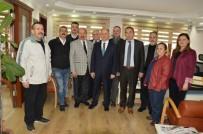 İSMAIL ÇORUMLUOĞLU - Kaymakam Çorumluoğlu'dan Esnaflara Ziyaret
