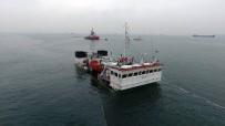 AHıRKAPı - Kıyı Emniyeti Açıklaması Deniz Yüzeyinde Oluşan Kirliliğe...