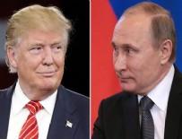 VLADIMIR PUTIN - Kremlin: Putin ve Trump anlaştı