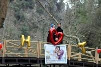 ŞELALE - Kurşunlu Vadisi'nde Sürpriz Evlilik Teklifi