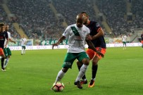 BEKIR İRTEGÜN - Medipol Başakşehir İle Bursaspor 20. Randevuda