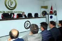 SUBAŞı - Necdet Subaşı Açıklaması 'Cemaat Olgusu Probleme Dönüştü'