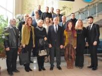 ÖĞRENCİ YURTLARI - Özel Eğitim Kurumları, Salihli TSO'da Sorunlarını Tartıştı