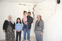 ERDEMIR - Güçlükle Aldıkları Ev Çakmak Gazıyla Yıkılıyordu