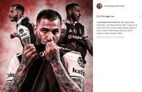 RİCARDO QUARESMA - Quaresma'dan Aziz Yıldırım'a Cevap Açıklaması 'Beşiktaş'tan Başka Yerde Oynayamam'