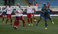 ÇAYKUR - Rizespor Tek Golle Kazandı