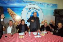 PİRİ REİS - Salihli'de Emlakçılar Yeni Başkanını Seçti
