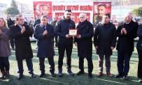 EMEKLİ ASTSUBAYLAR DERNEĞİ - Şehidin Adına Yakışan Turnuva
