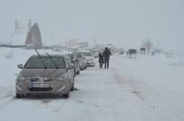 Sınava Girenlerin Kar Çilesi