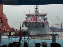 BÜLENT BOSTANOĞLU - TCG Alemdar Deniz Kuvvetlerine Teslim Edildi