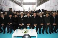 BÜLENT BOSTANOĞLU - TCG Alemdar Gemisi, Deniz Kuvvetleri Komutanlığına Teslim Edildi
