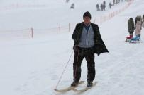 KAYMAKÇı - Tokat'ta Kar Şenliklerinin 3.'Sü Yapıldı