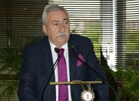 TÜRKIYE ESNAF VE SANATKARLAR KONFEDERASYONU - 'Türkiye'nin Kredi Notunu Düşürmeyi Adet Haline Getirdiler'