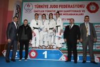 KALENDER - Ümitler Türkiye Judo Şampiyonası Sona Erdi
