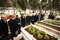 ALTıNOK ÖZ - Ünlü Şair Neyzen Tevfik Mezarı Başında Anıldı