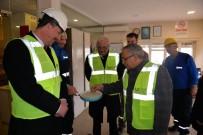 POTASYUM - Vali Nayir Açıklaması Fabrika Yetkilileri İle Kütahya İçin Neler Yapabileceğini Konuştuk