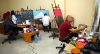 KARS VALISI - 10 Üniversiteden 16 Ressam Serhat İllerini Tuvale Çizdi