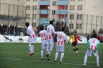 AHMET ZENGİN - 25 Mart Oltuspor, Pasinler'i 3-2 Mağlup Etti