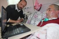 YARıMCA - ALS Hastası Kendisine Alınan Cihazla Derdini Anlatabilecek