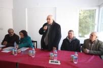 SELAHADDIN - Altınova ESSKK Olağan Genel Kurulunu Gerçekleştirdi