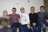HAKKARİ ŞEMDİNLİ - Askerden Habersiz Dönen Genç Yaptığı Sürprizle Ailesini Ağlattı