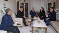 ÖZNUR ÇALIK - Çalık'tan Akçadağ Eski İlçe Başkanına Geçmiş Olsun Ziyareti