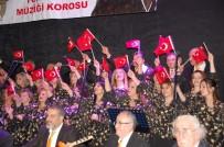 KıNALı - ÇGC Türk Halk Müziği Korosu'ndan Türkü Şöleni