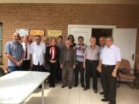 CANKURTARAN - CHP Genel Başkan Yardımcısı Avustralya'da 'Hayır'a Destek İstedi