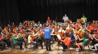 AHMET ATAÇ - Çocuk Senfoni Orkestrası Bergama'da