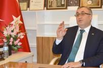 TÜRKIYE FıRıNCıLAR FEDERASYONU - 'Cumhurbaşkanımızın Girişimleriyle Ekmek İsrafı Düştü'