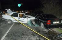 BELEVI - Deve Güreşi Dönüşü Kaza Açıklaması 1 Ölü, 9 Yaralı
