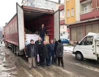 HÜSEYIN CAN - Fatsa Müftülüğünden Halep'e Yardım