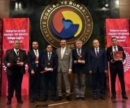 GENÇ GİRİŞİMCİLER - Gaziantep'ten 4 Şirket Türkiye'nin En Hızlı Büyüyen 100 Şirketi Arasında Yer Aldı