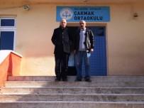 SEMPATIK - Güner Bahadır'dan Kırsal Mahalle Okullarına Tanışma Ziyareti