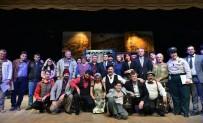 GENEL SANAT YÖNETMENİ - Kepez'de 'Keşanlı Ali Destanı' Oyunu Sergilendi