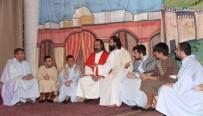 SEZAR - Kilisede Aziz Petrus'un Hayatı Sahnelendi