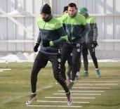 MEHMET CEM HANOĞLU - Konyaspor, Beşiktaş Maçı Hazırlıklarını Tamamladı