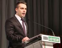 BUDAPEŞTE - Macar Liderden Türkiye'ye 'Başkanlık' Desteği